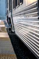Side View Train
