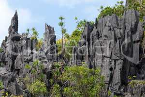 limestone coastline landscape