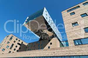 Überhang-Architektur