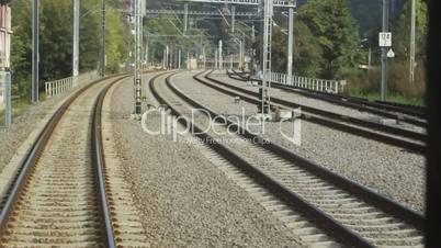 Electric Railways and Switches