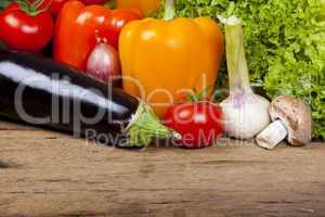 gesund kochen mit viel gemüse