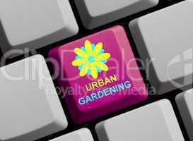 Urban Gardening online