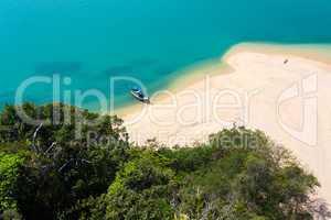 thailand wild beach