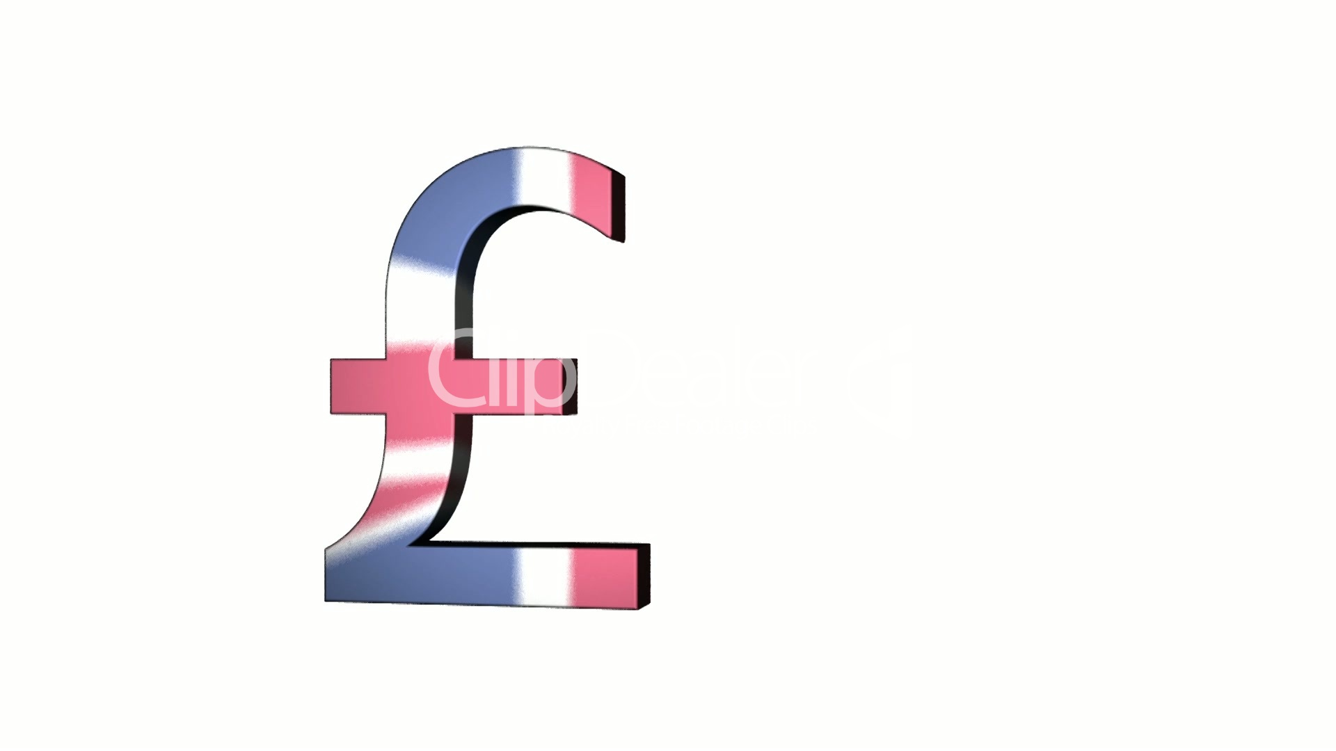 English pound sterling flag reflection royalty free video and stock clips biocorpaavc Gallery