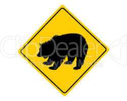 achtung grizzly