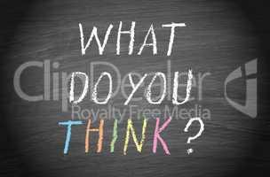 was  dich denke