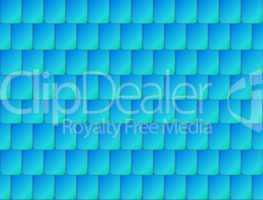 Seamless blue roof tiles