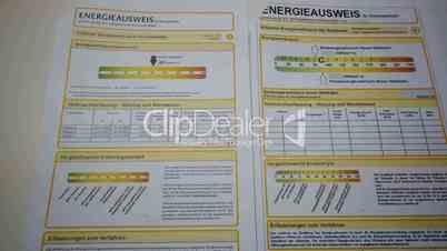 Energieausweis: Vergleich EnEV 2009 zu 2014
