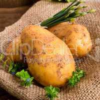 neu kartoffeln