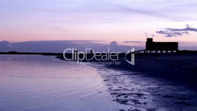 Algarve - Ria Formosa - Fuseta Sunset 007