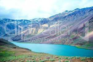 lake Chandra Taal, Spiti Valley