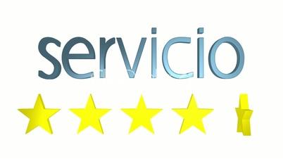 Five Star Service Spanish