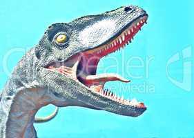 Velociraptor, Saurier