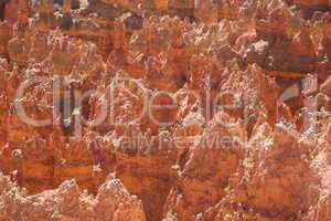 Bryce Canyon Gesteinsformationen