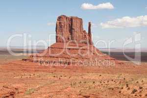 Monument Valley Fels