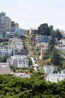 San Francisco Lomabrd Street