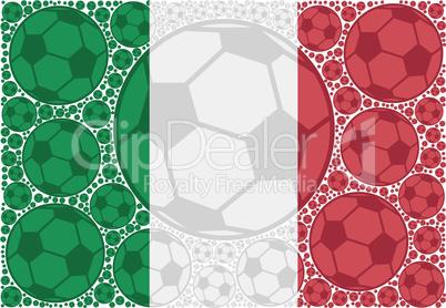 Italy soccer balls