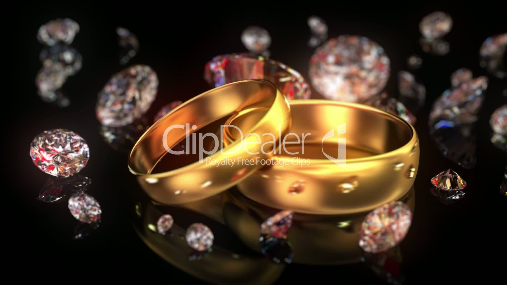 Wedding Wish Royalty Free Videos