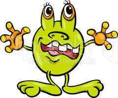 cartoon funny fantasy character