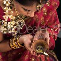 Diwali festive of lights celebration