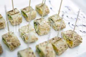 Fingerfood / Vorspeise / Canapй / Catering
