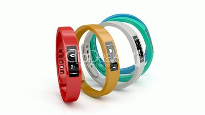 Fitness trackers