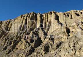 Beautiful limestone formations