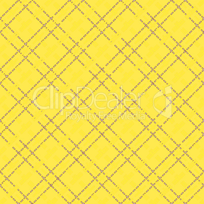 Yellow seamless mesh pattern