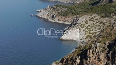 cliffs of Maro and Cerro gordo.