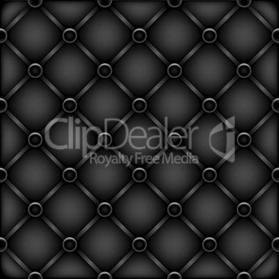 black leather furniture texture