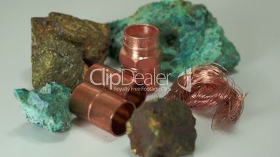 Copper Minerals Finished Products Dolly