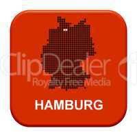 Button Serie Bundesländer: Hamburg