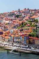 The historic centre of Porto