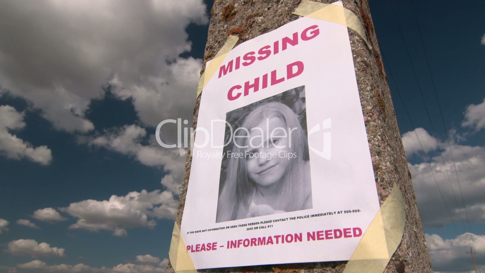 Search Terms  Funny Missing Person Poster