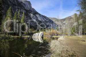 Mirror Lake Yosemite National Park, USA