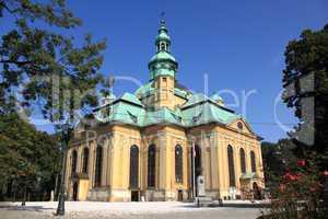Temple in Jelenia Gora