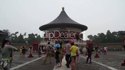Temple of Heaven at daytime HD.