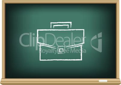 board suitcase