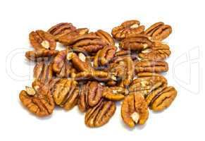 Pecan nuts .