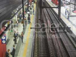 Torino Porta Susa station