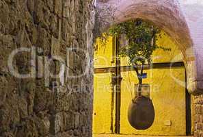 Old Jaffa the hanging tree .