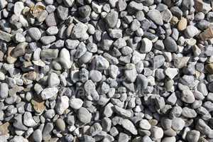 Gravel structure