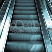 Escalator picture