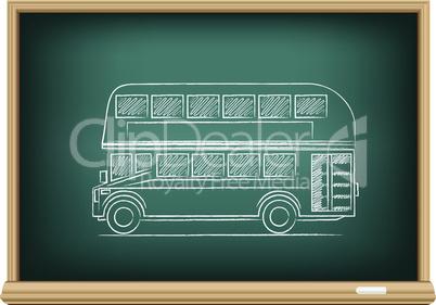 board English bus