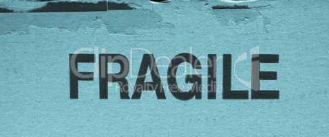 Fragile picture