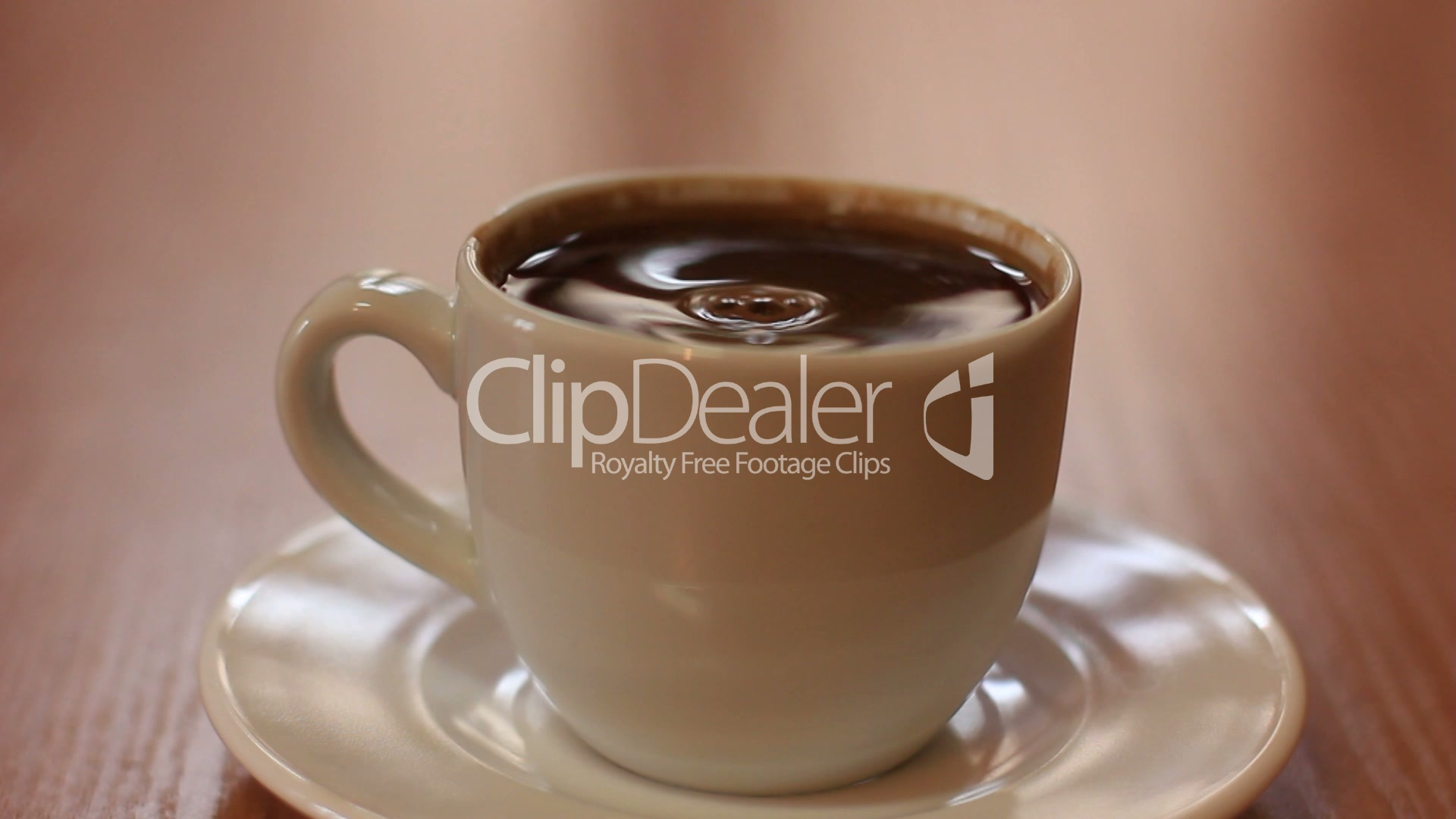 Hot Coffee Cup Royalty Free Video And Stock Footage