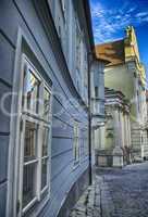 Ancient architecture of Bratislava