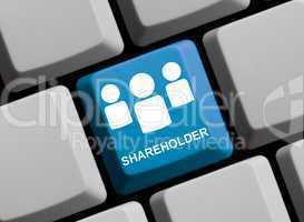 Shareholder online