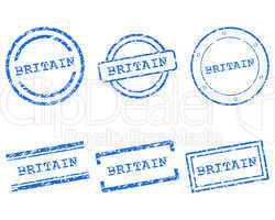 Britain Stempel