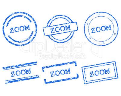 Zoom Stempel